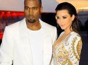 Kardashian Kanye West sont fiancés