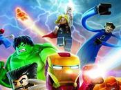 LEGO Marvel Trailer lancement