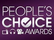 Pré-nominations People Choice Awards Music