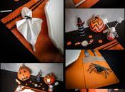 Déco table pour Halloween