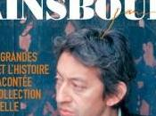 Serge Gainsbourg numéros collection hommage