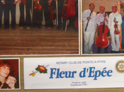 Très beau Concert organisé Fort Fleur d'Epée octobre 2013