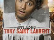 relève Tony Saint-Laurent