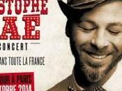 Christophe retour Palais Sports octobre 2014