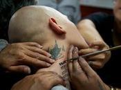 Bangkok-tatoo/yant: thaïlandais