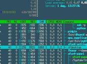 Linux Surveillez processus avec HTOP