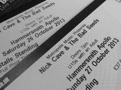 Fabulous London Week-End Nick Cave Seeds