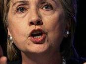 GOLDMAN SACHS. Lucratif: Hillary Clinton gagne 294,512.87 euros avec discours