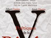 Camus, Césaire Poétiques révolte