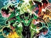Green lantern saga colere premier