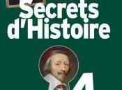 """839] """"Secret d'Histoire"""" Tome arrivé Excellent millésime"""
