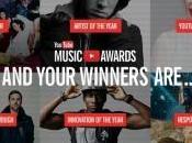 Youtube Music Awards 2013 Eminem sacré artiste l'année (vidéo)