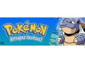 Pokémon Bleu Attrapez-les tous
