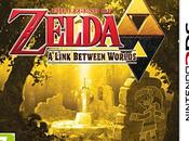 Link part croisee mondes dans Legend Zelda: Between Worlds novembre