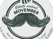 Laissez pousser votre moustache soutenez Movember