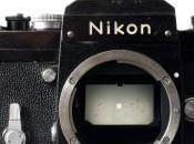 L'arrivée Nikon réflex plein format look rétro