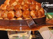 Salon Chocolat 2013 chefs étoilés font show