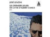 derniers jours d'Albert Camus