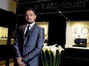 Leonardo Dicaprio Paris pour accueillir stars soirée Heuer
