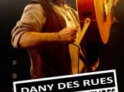 Dany rues fete carriere