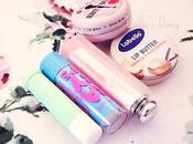 [COLD Essentials] petite collection Baumes lèvres