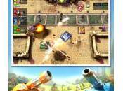 Gameloft Tank Battles disponible l'App Store