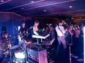 était Franz Ferdinand showacse pour Paris Live Virgin Radio