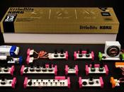 LitteBits Korg Construisez votre Synthétiseur comme lego