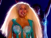 "Lady Gaga perfome What Want"" ""Venus"" Graham Norton Show"