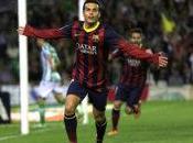 Liga Barça s'envole mais perd Messi