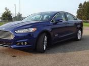 Essai routier: Ford Fusion Energi 2013