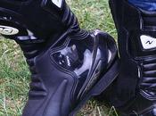 Photos bottes motard