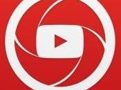YouTube Capture version l'App Store