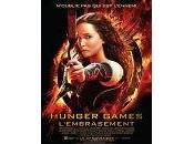 Live exclusif Hunger Games L'embrasement