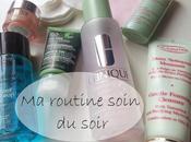 """Comment """"mat"""" peau grasse routine soin soir"""