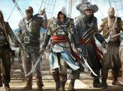 Assassin's Creed hisse pavillon noir