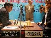 Echecs Carlsen Anand direct 10h30
