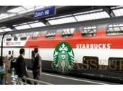 premier Starbucks rails bientôt suisse