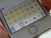 Ajouter clavier Emoticône