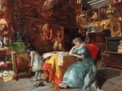 Arts métiers dans peinture vénitienne
