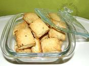 Canistrellis biscuits corses l'anis citron blanc