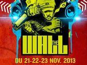 Logone graff festival wall!