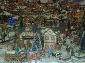 magie Noel vitrines