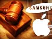 Entre Samsung Apple, guerre brevets continue