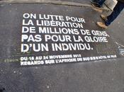Lutte Pour Libération Millions Gens, Gloire D'Un Individu (Nelson Mandela)