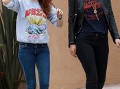 Kristen Stewart ballade avec amie Angeles 23.11.2013