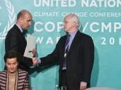 sommet Varsovie climat accouche d'un accord modeste