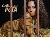 Chilli mobilise avec Peta, dans nouvelle campagne contre cruauté envers animaux cirques