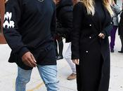 Kardashian Kanye West New-York 25.11.2013