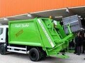 Sortie Batna premier camion benne tasseuse fabrication algérienne